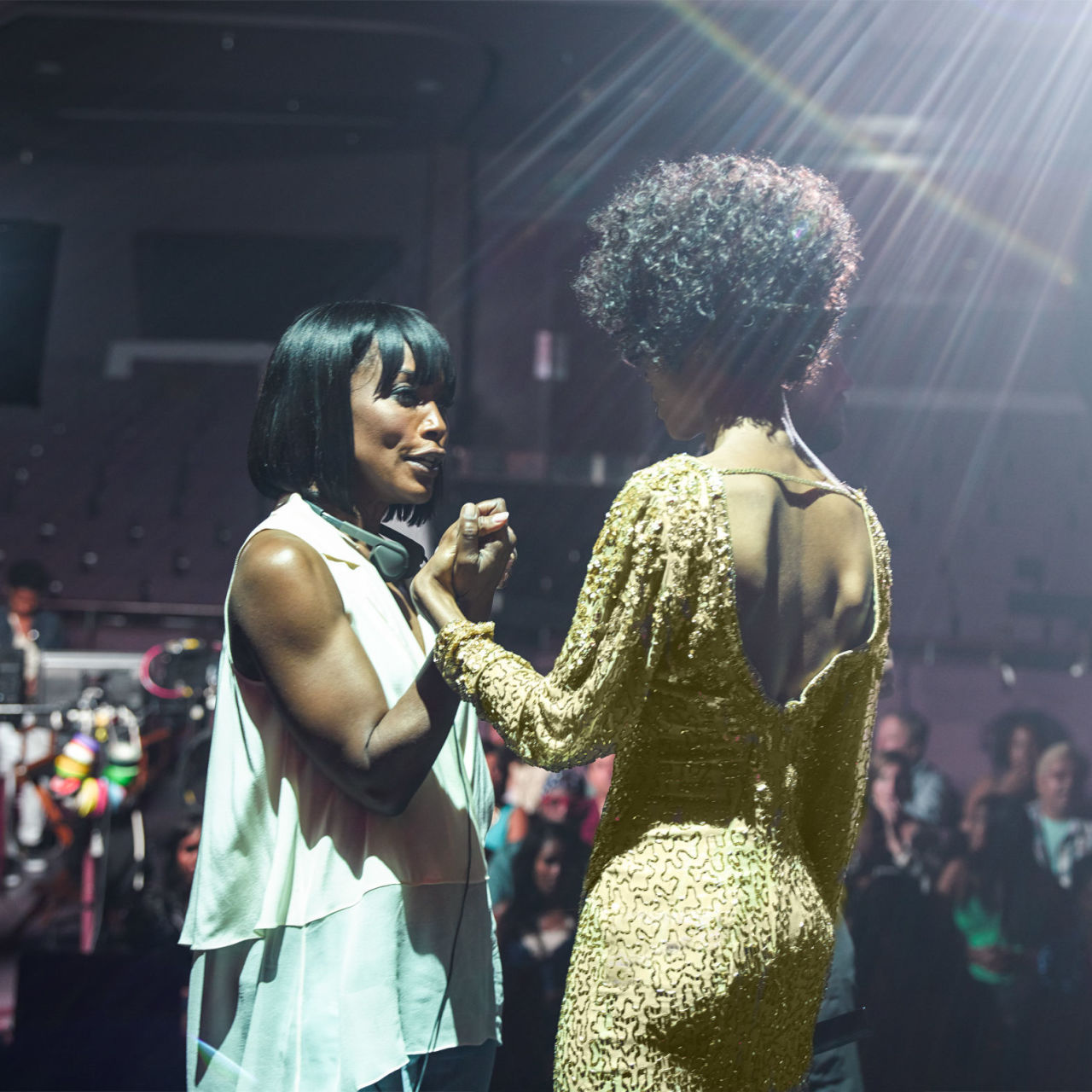 Bassett Houston: Whitney Houston Lifetime Movie