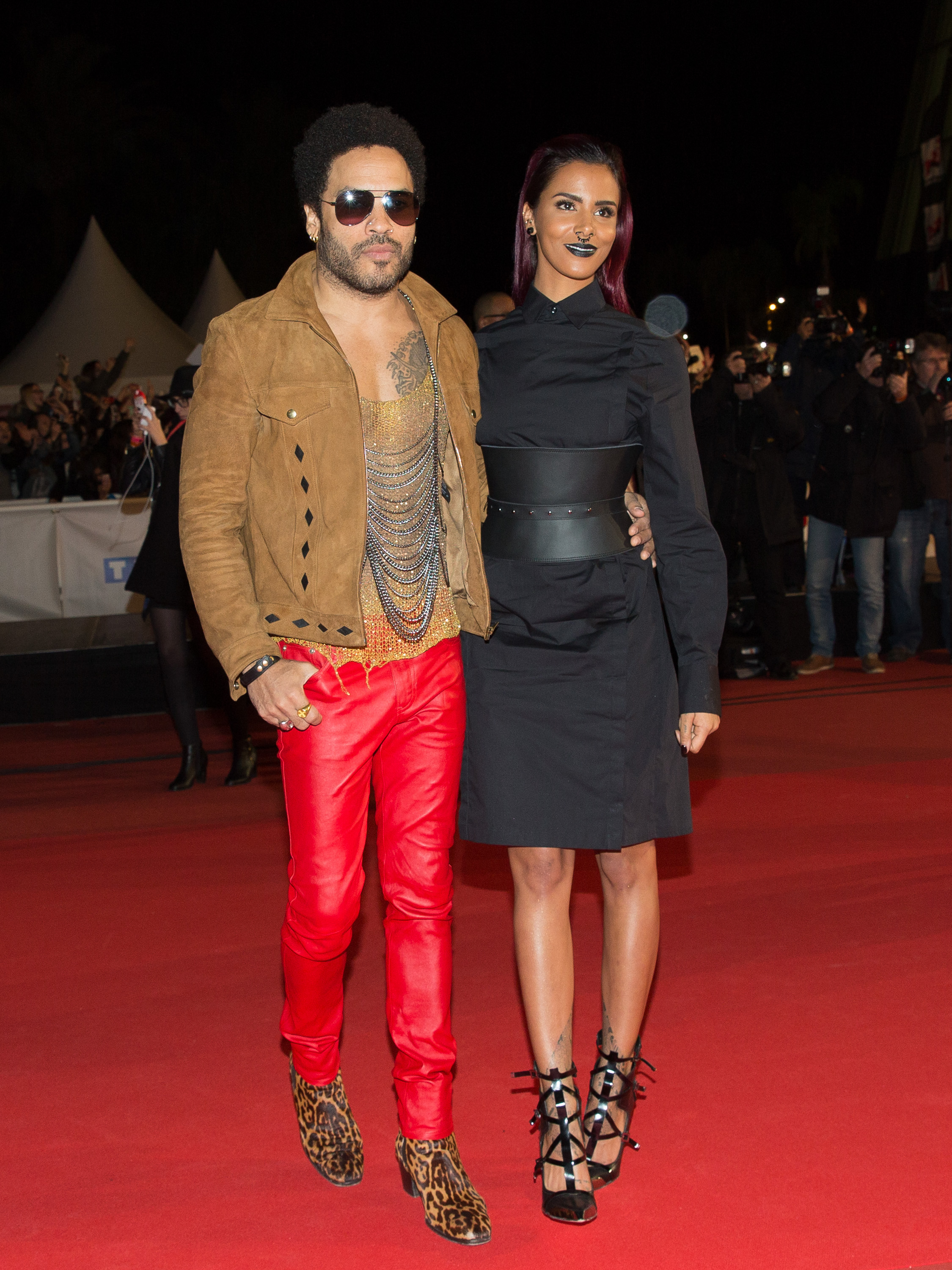 An Ode To Lenny Kravitz S Outrageous Shoe Collection