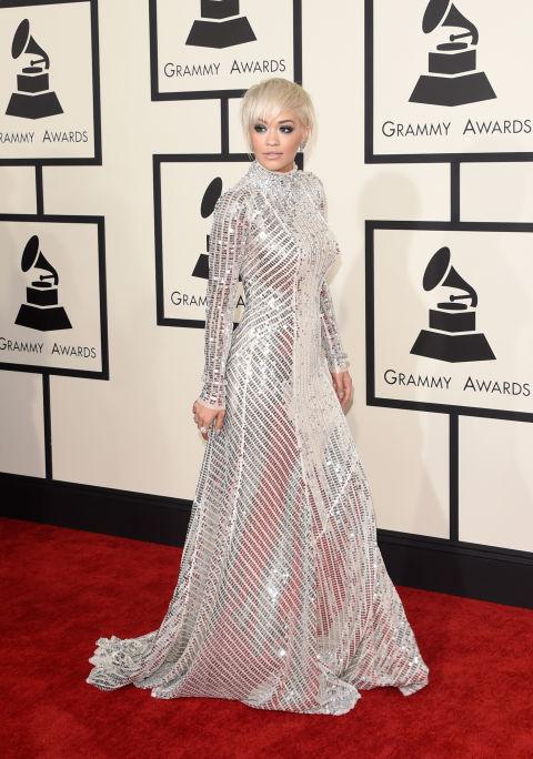 Những trang phục ấn tượng nhất tại lễ trao giải Grammy 2015 - Ảnh 7