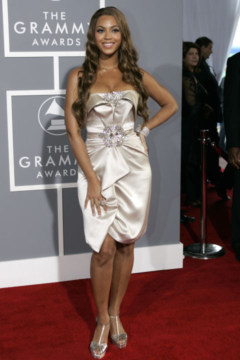 Beyonce Grammy's Style