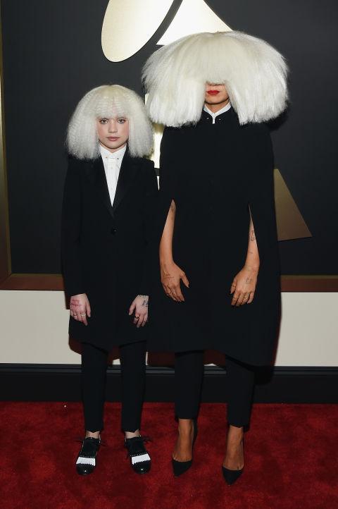 Những trang phục ấn tượng nhất tại lễ trao giải Grammy 2015 - Ảnh 4