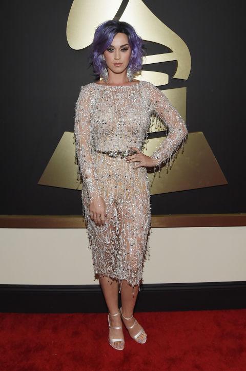 Những trang phục ấn tượng nhất tại lễ trao giải Grammy 2015 - Ảnh 2