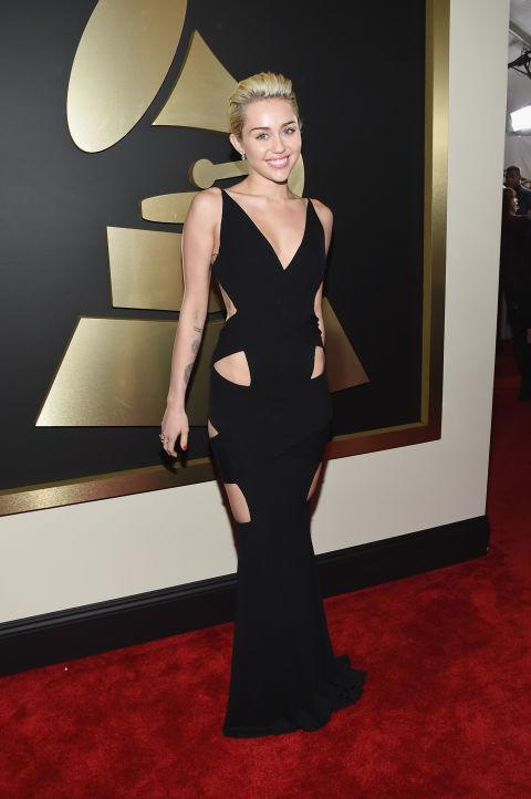 Những trang phục ấn tượng nhất tại lễ trao giải Grammy 2015 - Ảnh 8
