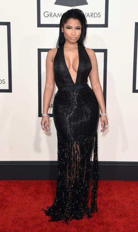 Những trang phục ấn tượng nhất tại lễ trao giải Grammy 2015 - Ảnh 6