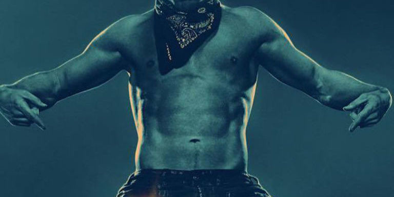 """Channing Tatum Humps a Saw, Everything Else in """",,,,,Magic Mike XXL ..."""
