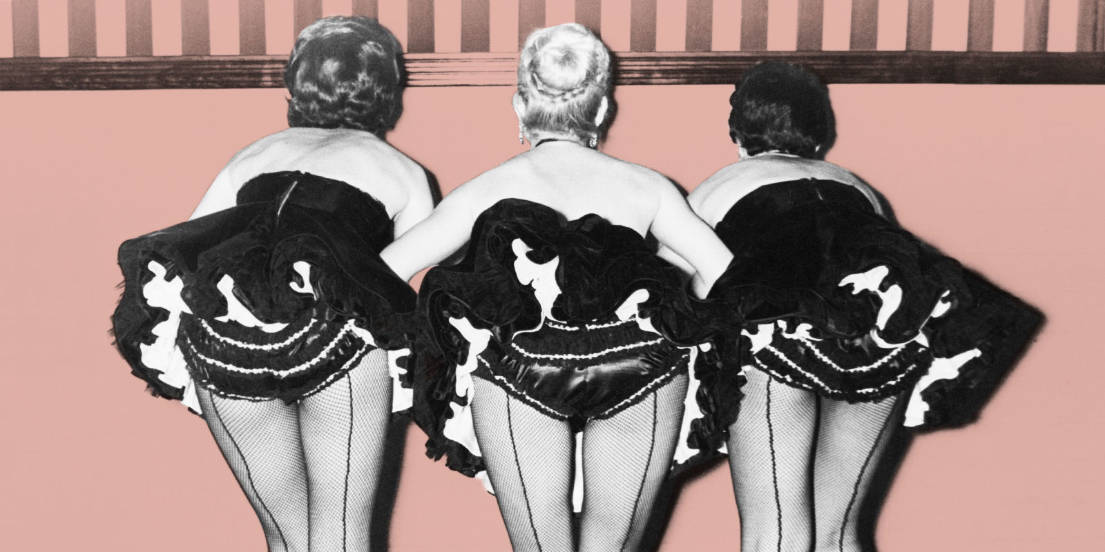 A Brief History of Sexy Lingerie
