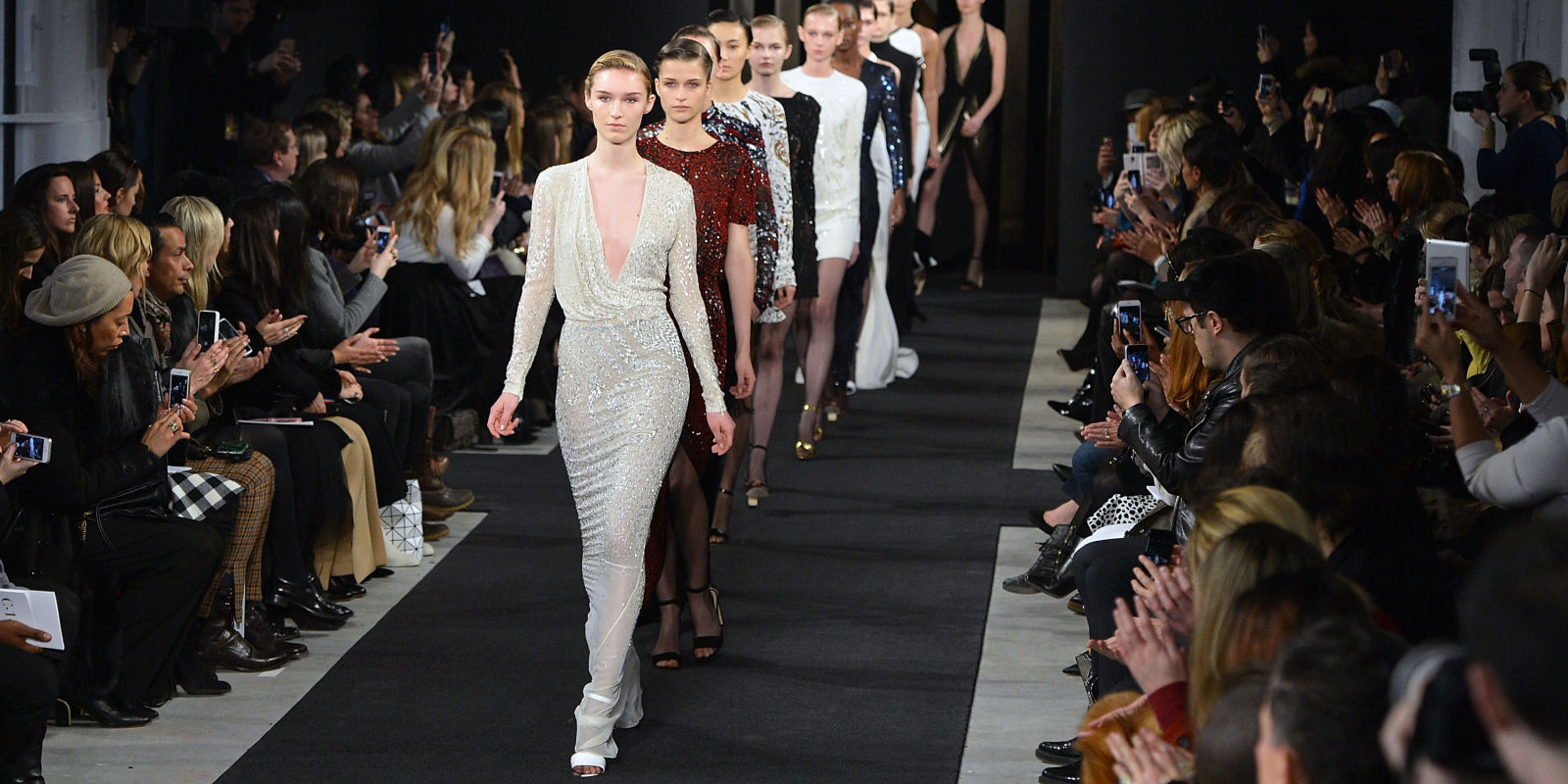 The best looks from new york fall 2015 fashion week - Best runway shows ...