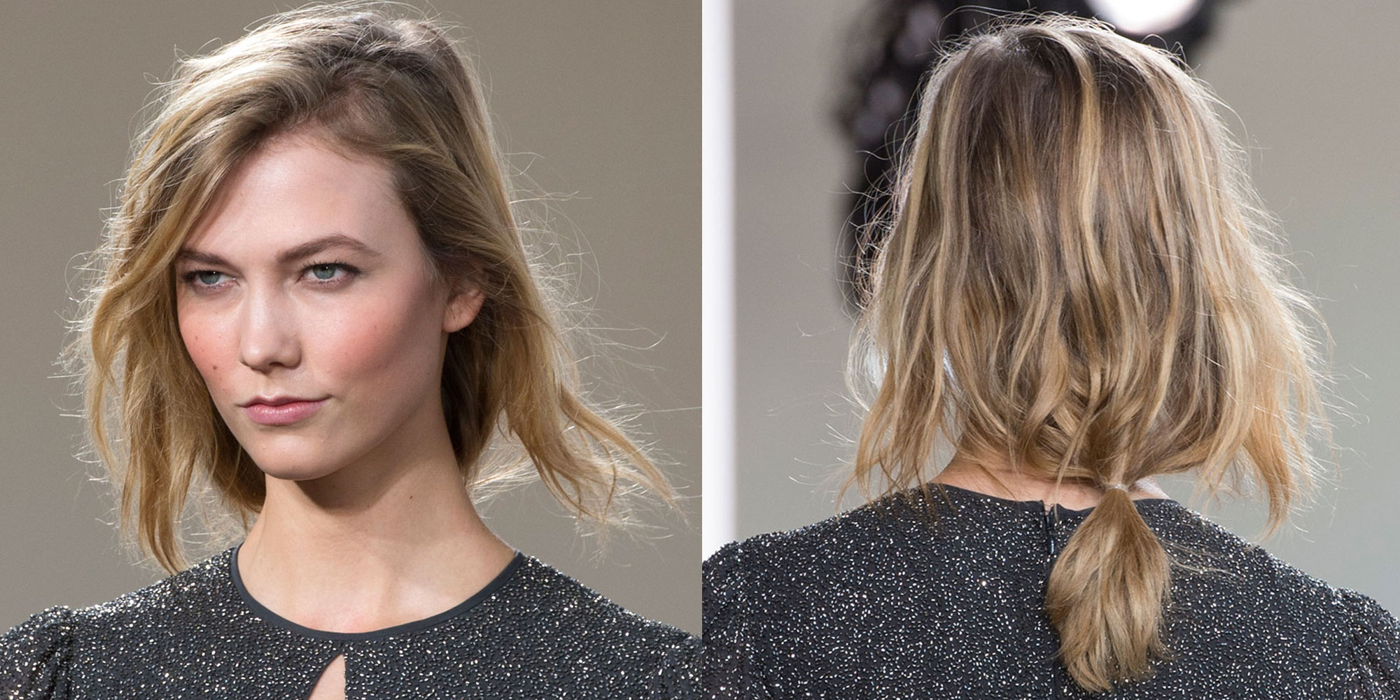 Strange Hair And Beauty Inspiration From New York Fashion Week Fall 2015 Hairstyles For Women Draintrainus