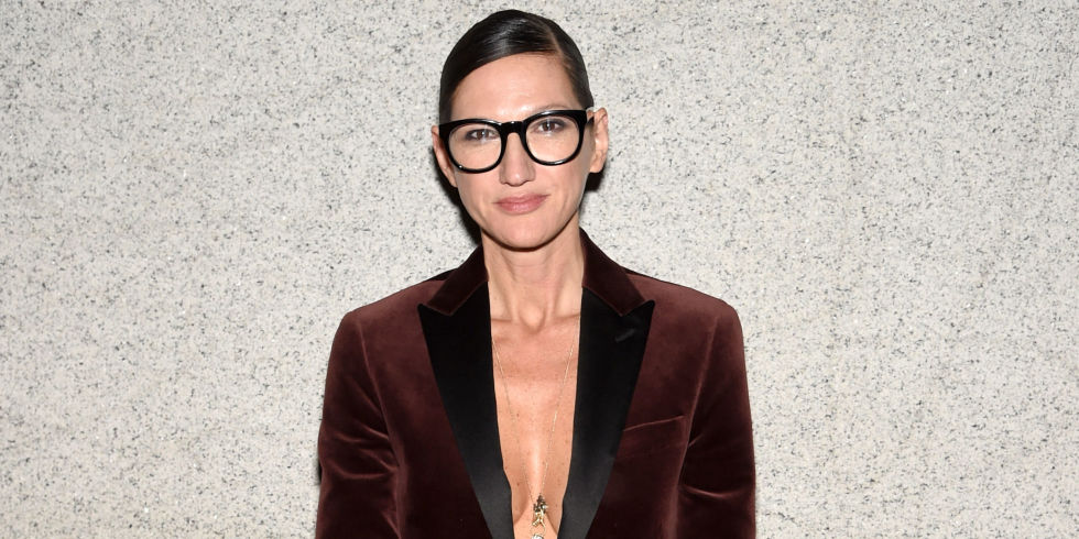 jenna lyons in the bag