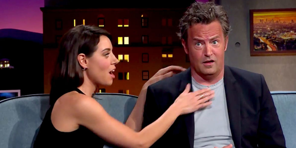 Matthew Perry Really Wants to Be in the 'Fifty Shades of Grey' Sequel