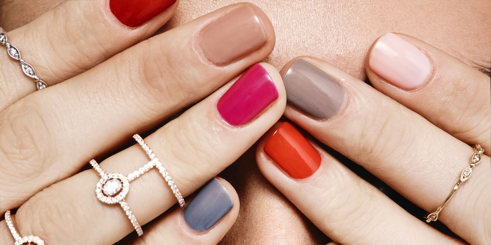 4 Nail Colors to Get You Ready for Summer - College Fashion