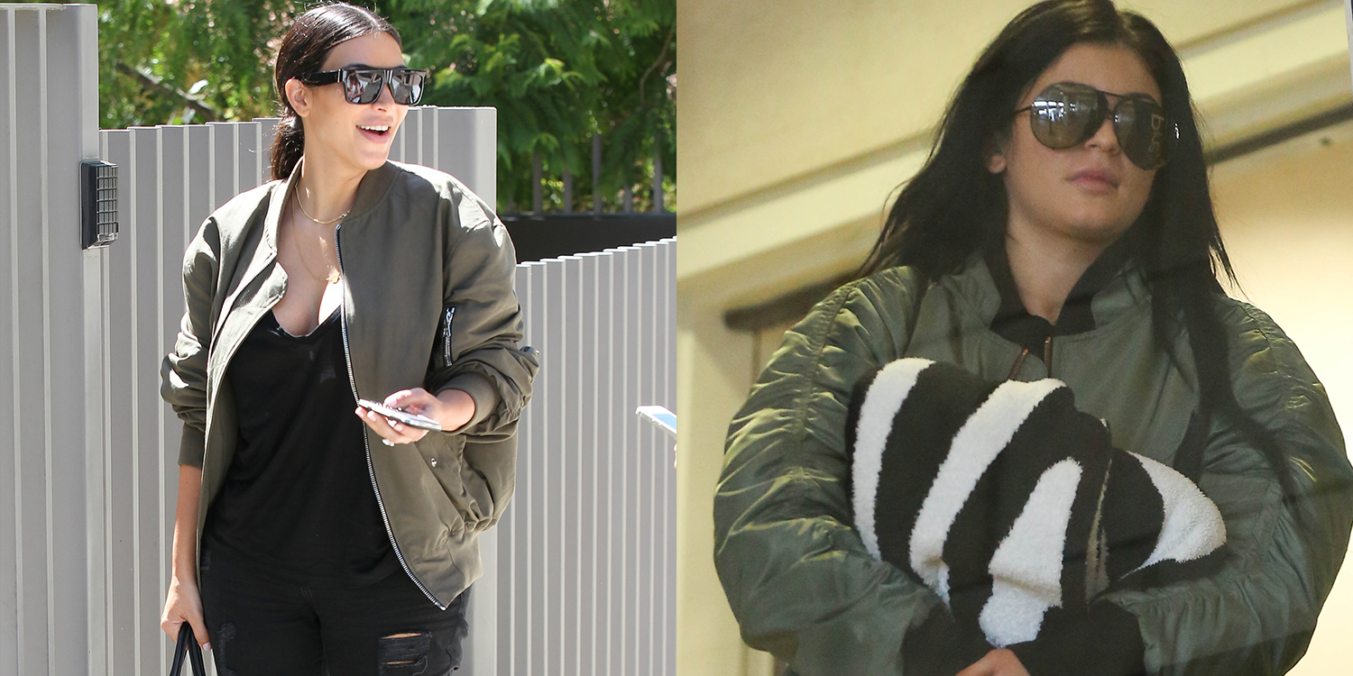 47 Times Kim Kardashian and Kylie Jenner Were the Same Person