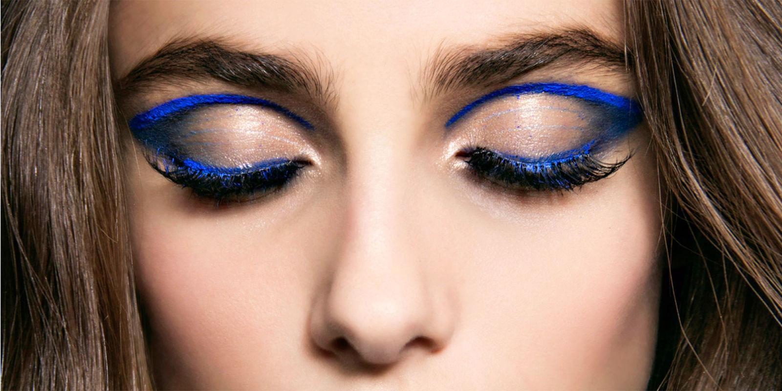 Вечерний макияж 2017 зеленые глаза модные тенденции фото