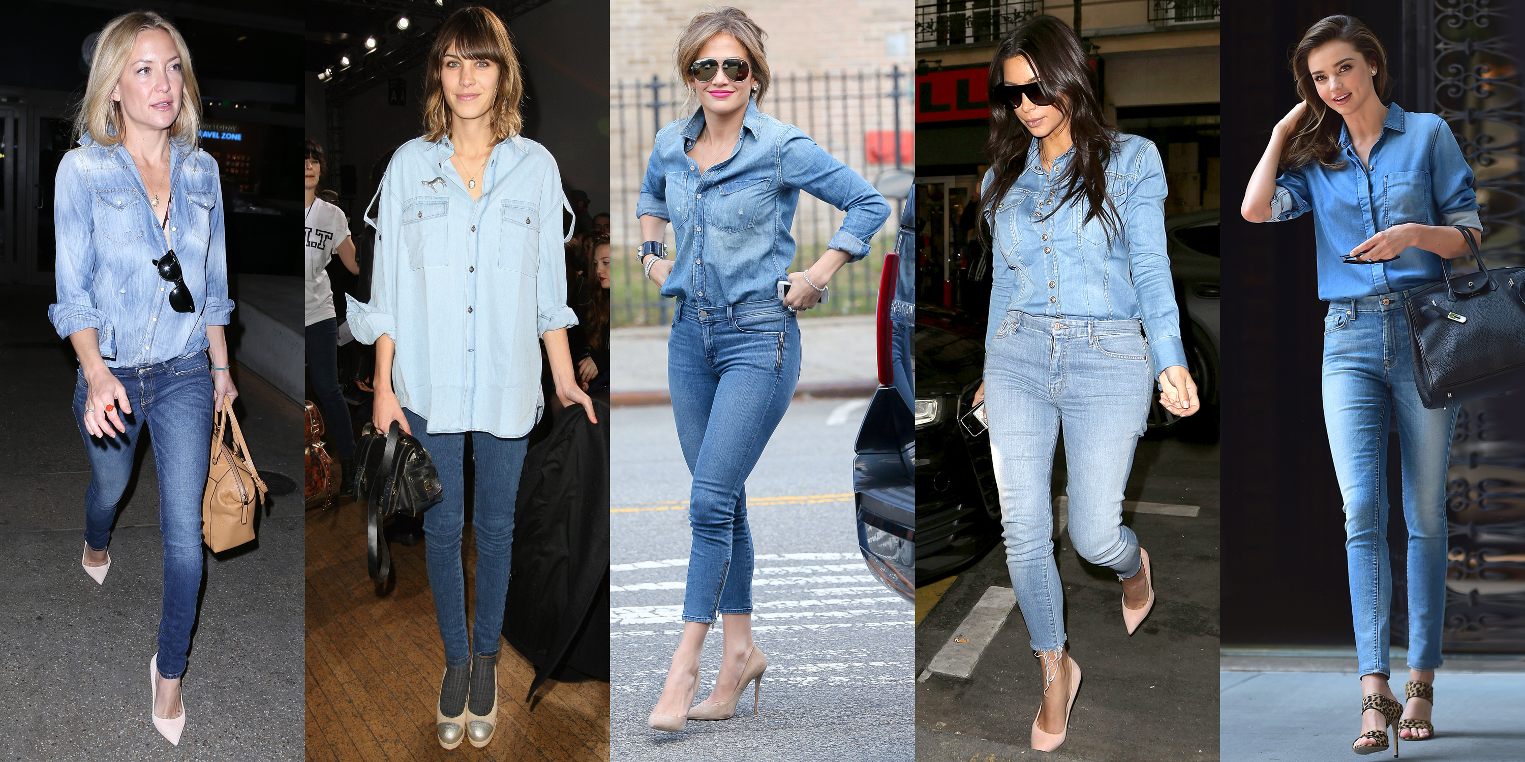 How to Wear a Canadian Tuxedo