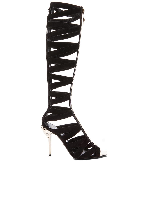 Versace Gladiator Heels
