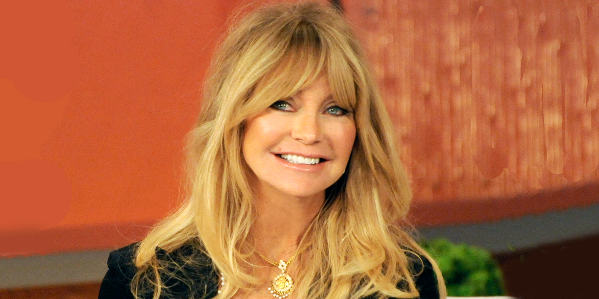 Goldie Hawn On Mindfulness