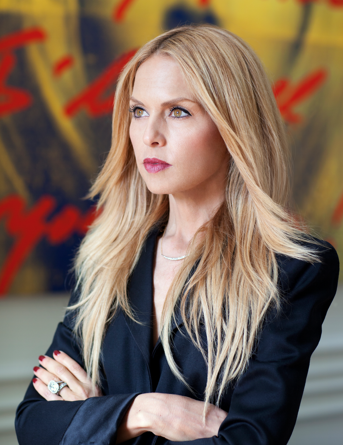 How Rachel Zoe Toughened Up And Made It In Fashion