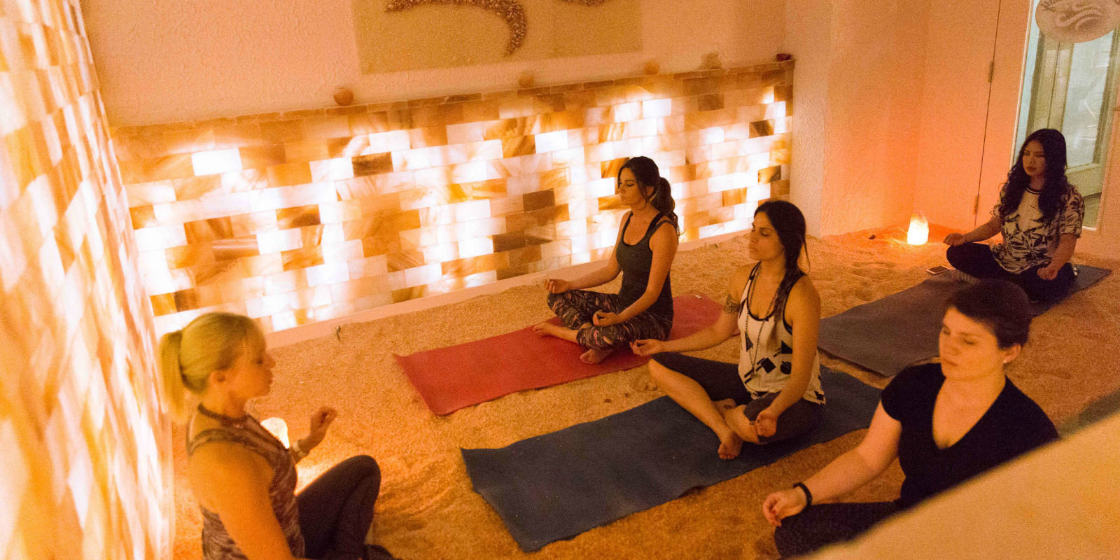 Did Salt Therapy Cure My Allergies Salty Yoga At