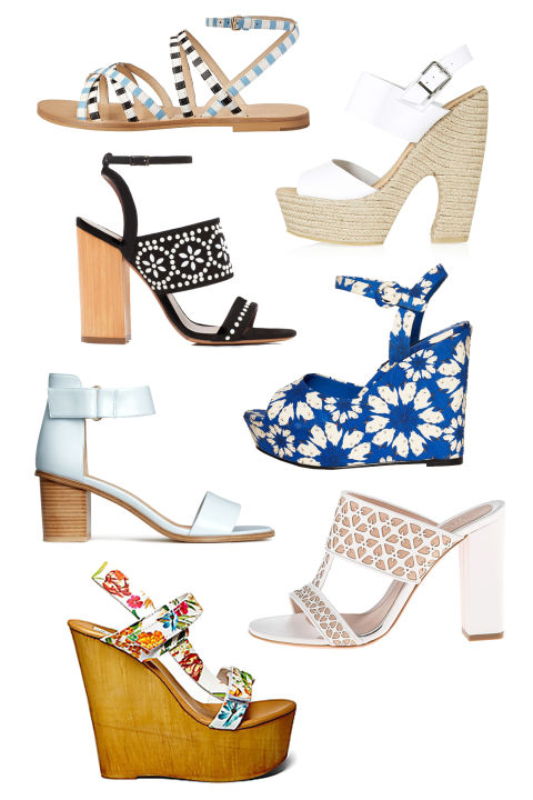 27 Shoes To Wear To Any Summer Wedding