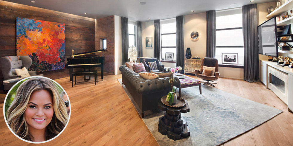 I Want to Go to There Inside Chrissy Teigen s 4 75 Million NYC LoftSee  InsideLoft Rentals New York City Apartments Apartments In New York CityLofts In New York City For Rent  Loft Apartments for Sale in New  . Lofts In New York City For Rent. Home Design Ideas