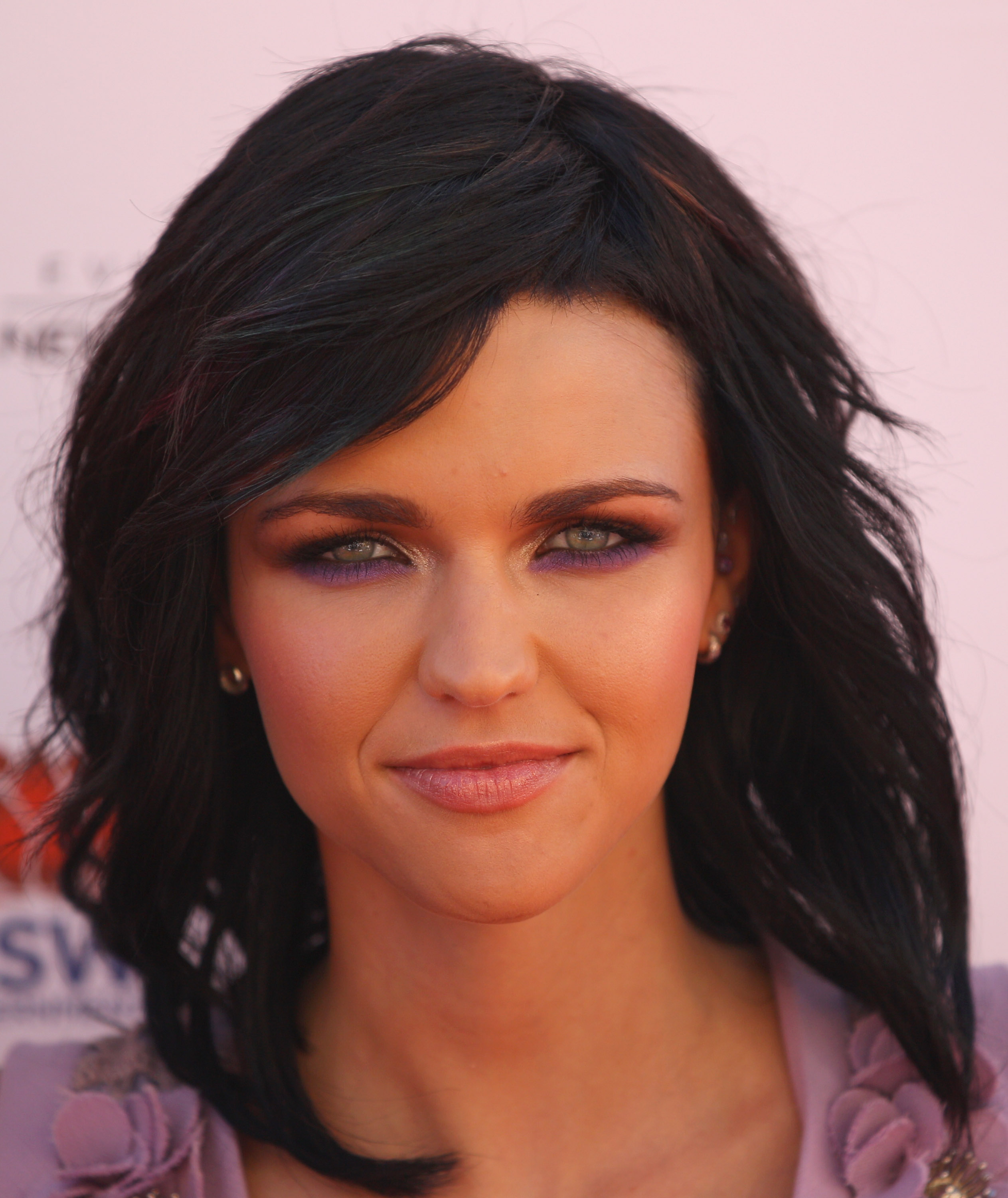 Terrific Ruby Rose Long And Short Hair Beauty And Makeup Looks Tattoos Short Hairstyles For Black Women Fulllsitofus