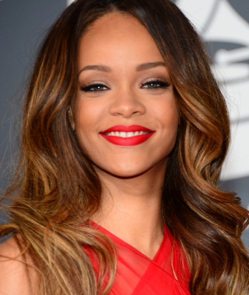 Proof That Rihanna Can Wear Pretty Much Any Lipstick Color