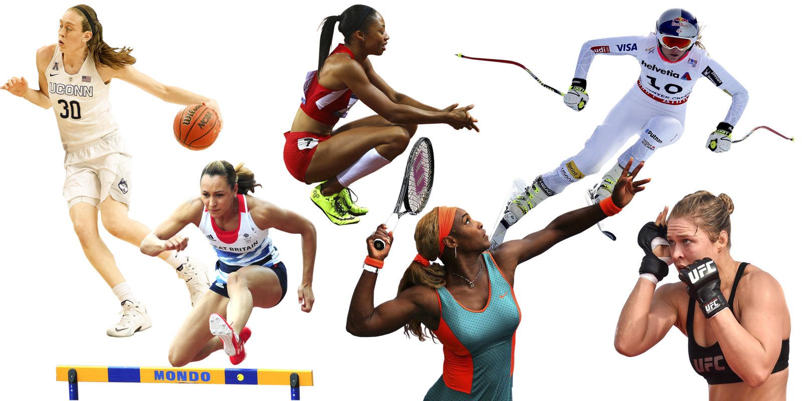 Women In Sports 58