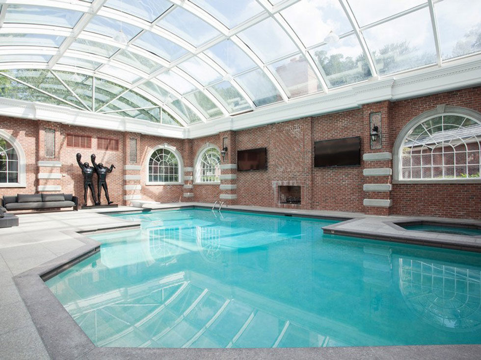 big mansions with indoor pools - Big Mansions With Indoor Pools