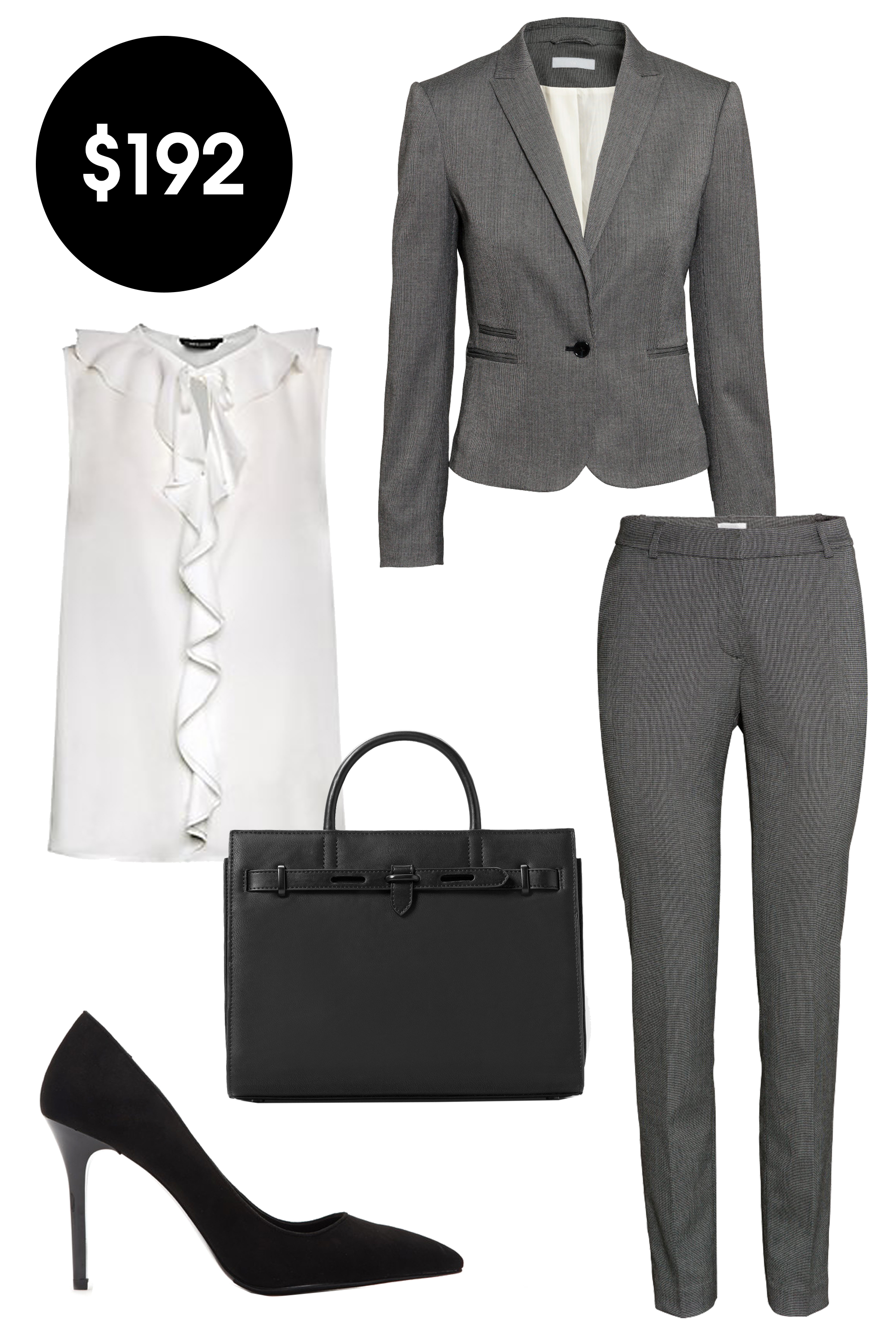 dress to impress 6 interview outfits under 200