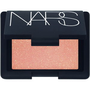 "One Nars Orgasm blush is sold every minute in the U.S.; poppy-pink Desire, another ELLE favorite, is a ""modern take"" on a color that often feels cutesy, according to makeup pro Ayako Yoshimura. NARS Orgasm Blush; $30; sephora.com"