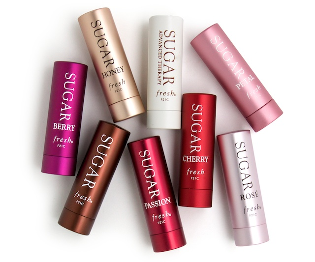 Introduced in 2004, these lush tints, which are available in 12 shades, are enriched with hydrating, fatty-acid-rich avocado oils. Fresh Sugar Lip Treatment, $23; sephora.com