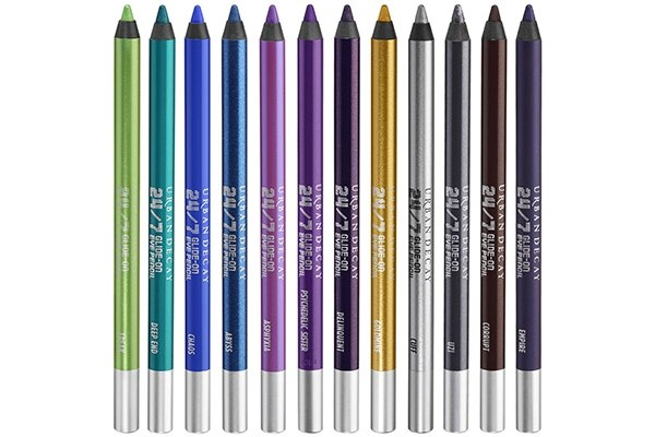 These pigment-rich liners truly live up to their round-the-clock claim. They're just indelible enough to survive a gym workout. Urban Decay 24/7 Glide-On Eye Pencil, $20; ulta.com