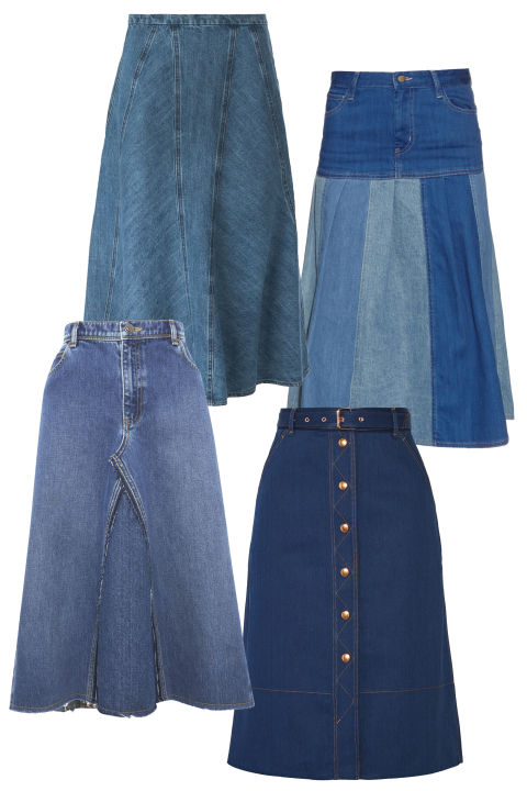 7 Denim Trends for Fall - Best Denim and Jeans for Fall 2015