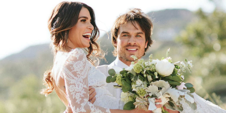 Nikki Reed Shares More Photos From Her Wedding Day