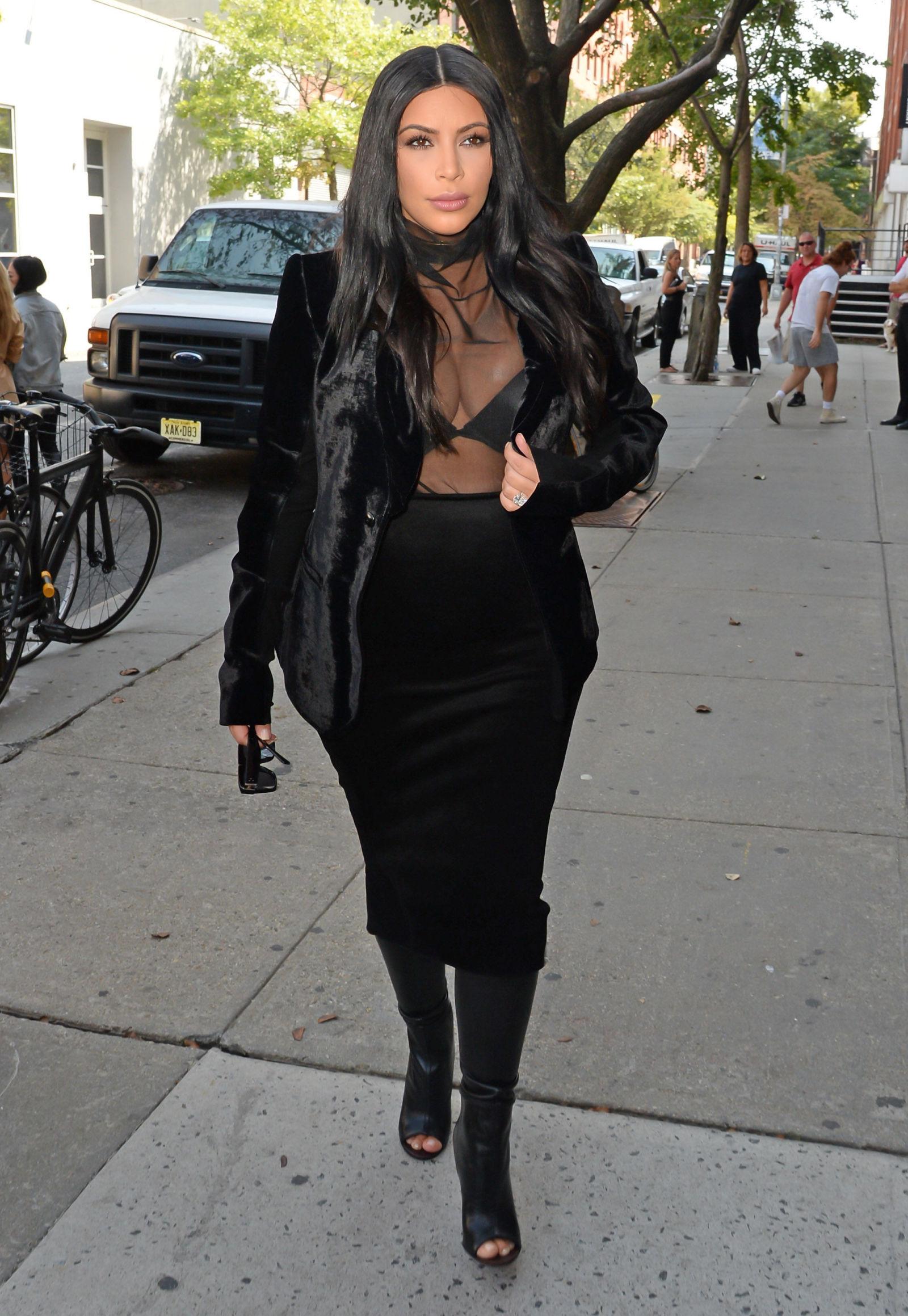 Kim Kardashian 2015 Fashion Here 39 S What Kim Kardashian 39 S 2015 Makeover Looks Like So Far