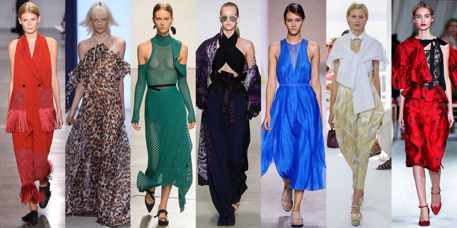 Best Summer Fashion Trends Of 2016 Runway Fashion You
