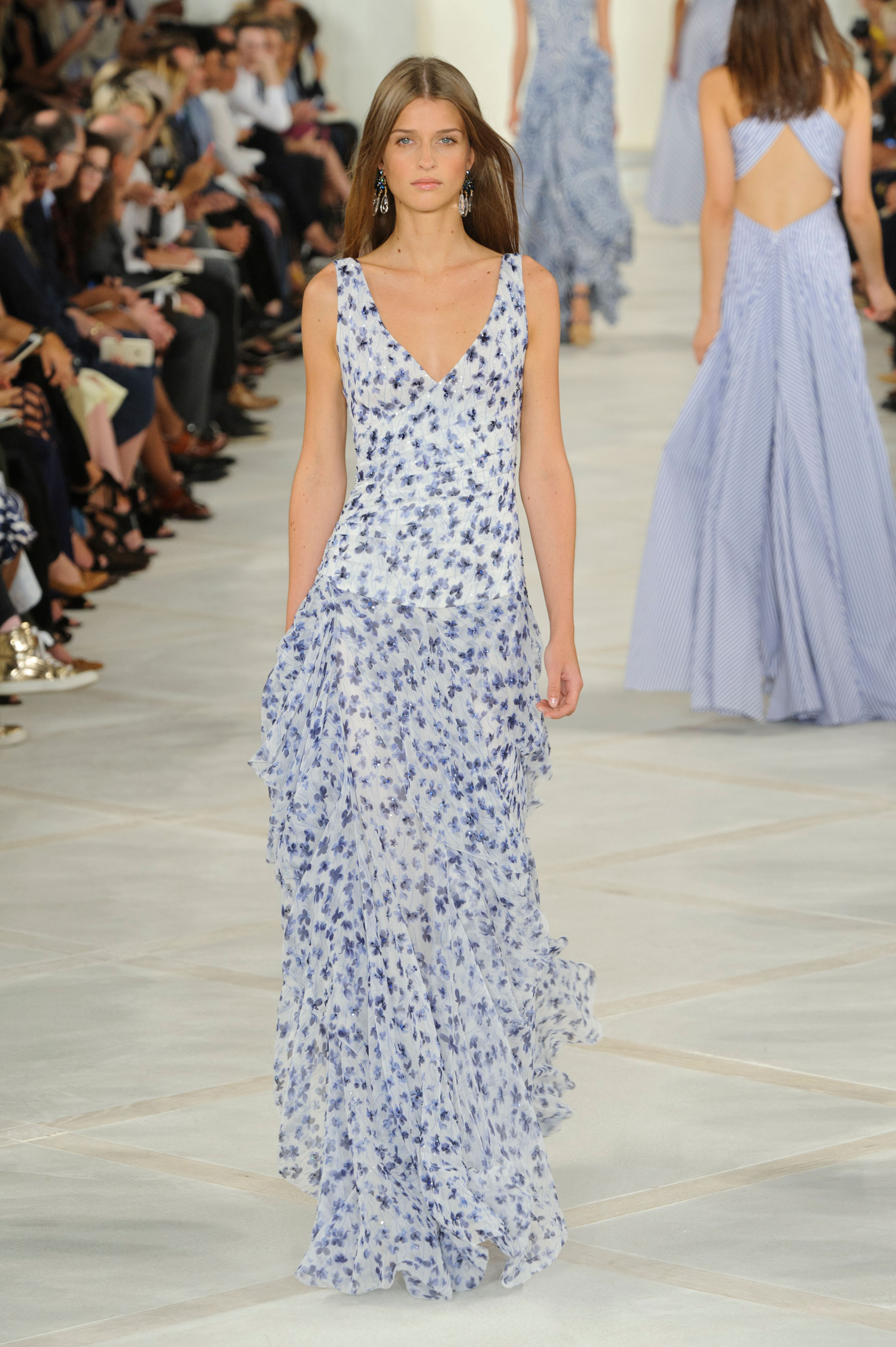 44 Of The Prettiest Dresses From New York Fashion Week