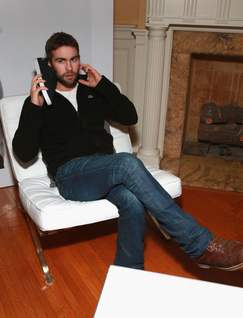 chace crawford online