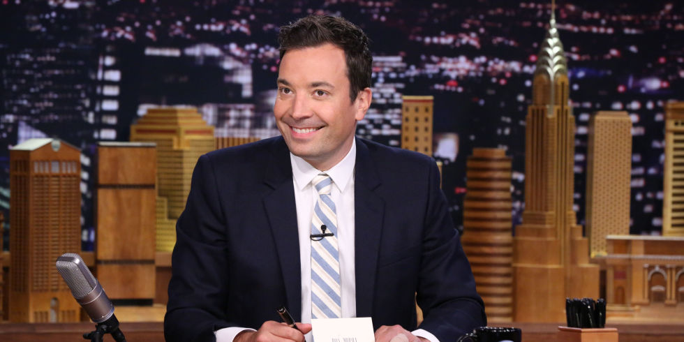 Interview with :    Jimmy Fallon, comedian, television host, actor, singer on Dating Models