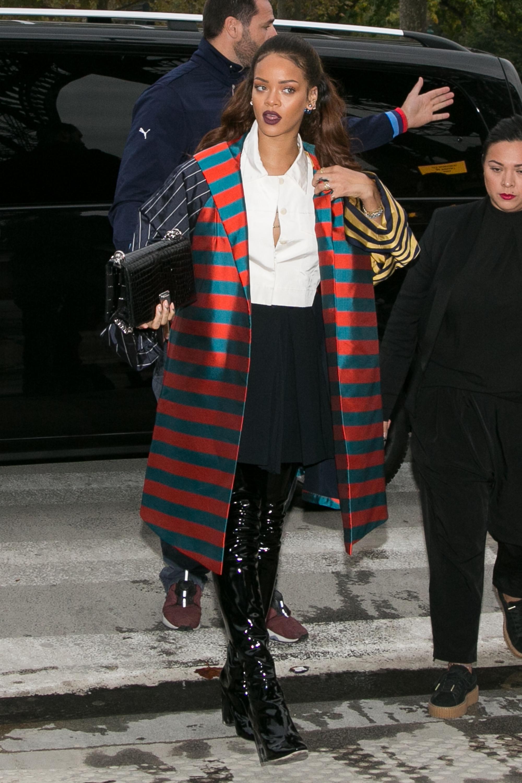 Rihanna Casual Fashion 2013 The Image Kid Has It