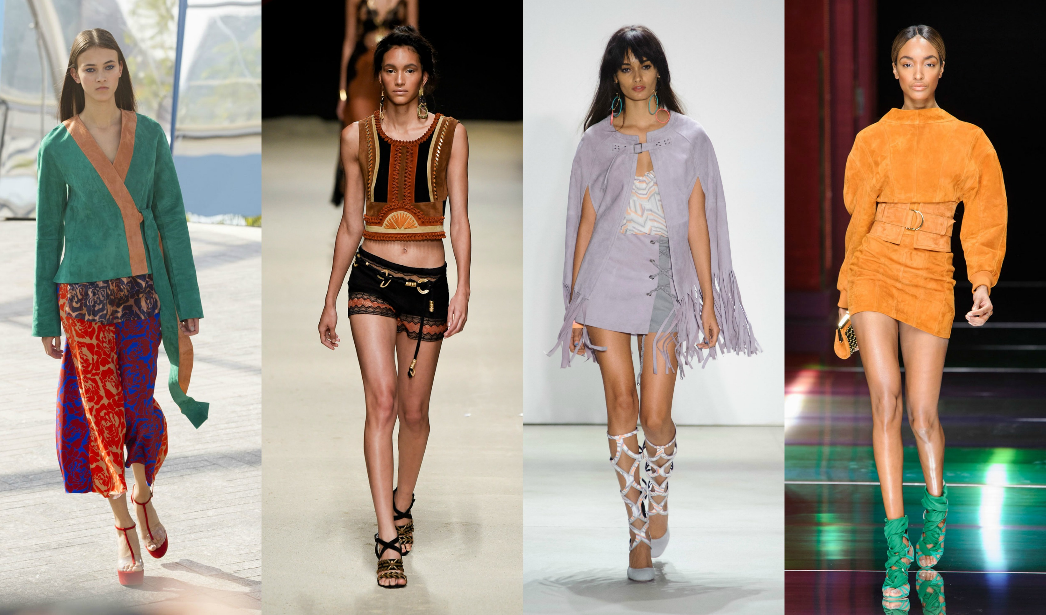 Best Summer Fashion Trends Of 2016 Runway Fashion You Can Wear This Summer Elle