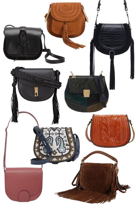 chloe saddle messenger bag