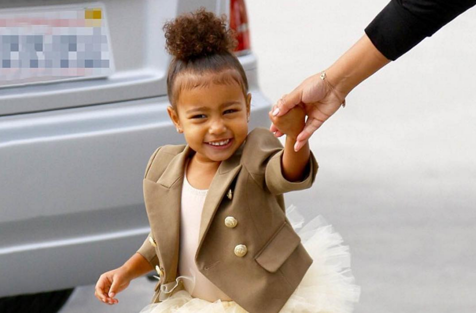 North West As Elsa North West Halloween Costume