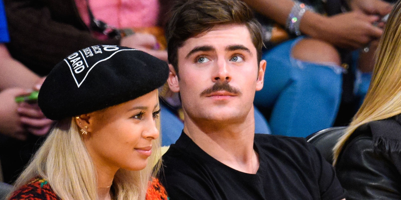 OK! Exclusive: Why Zac Efron Is Still With His Girlfriend Of One ...