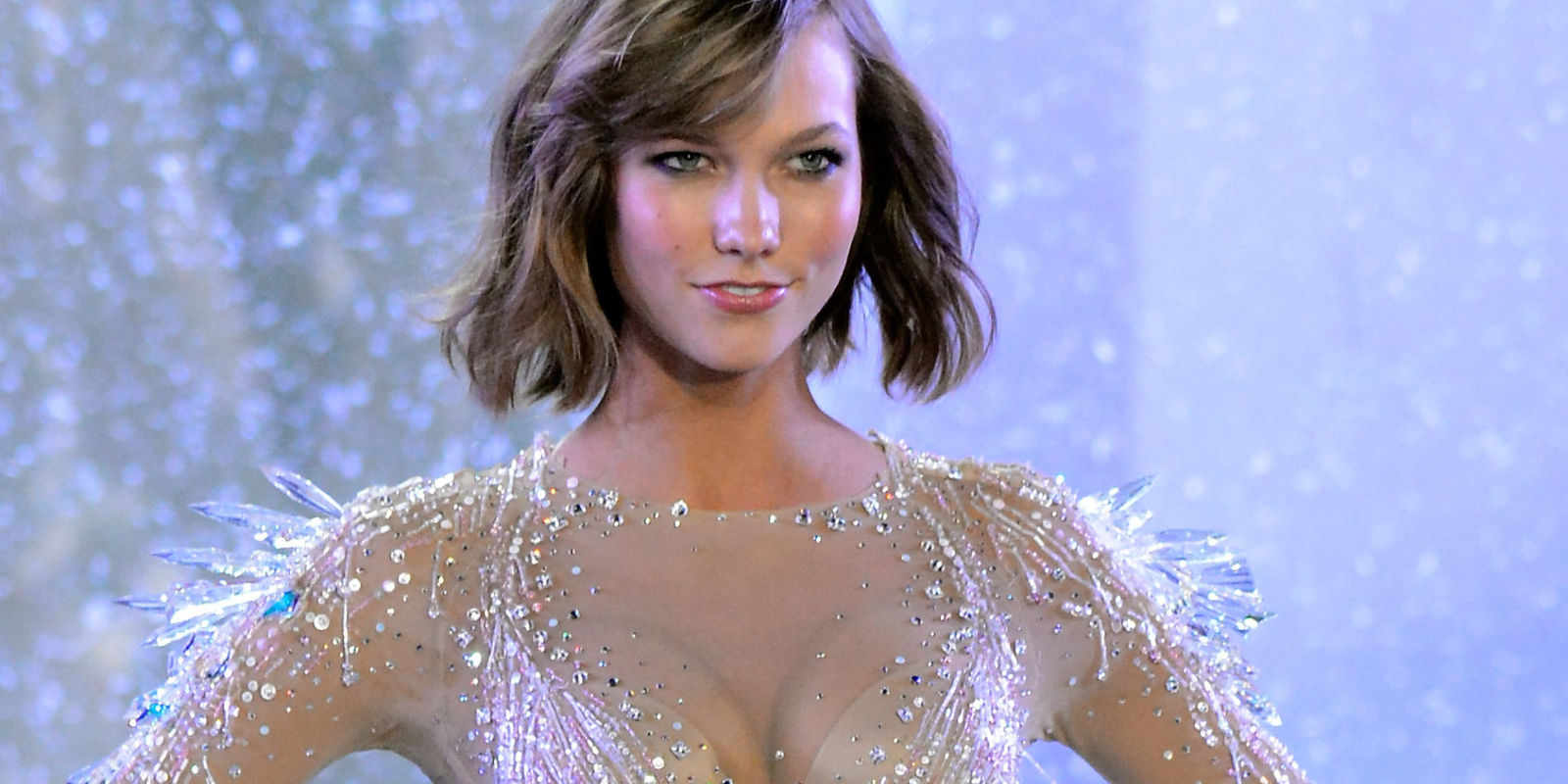 Here's a Sneak Peek at the Sparkly Victoria's Secret Angel ...