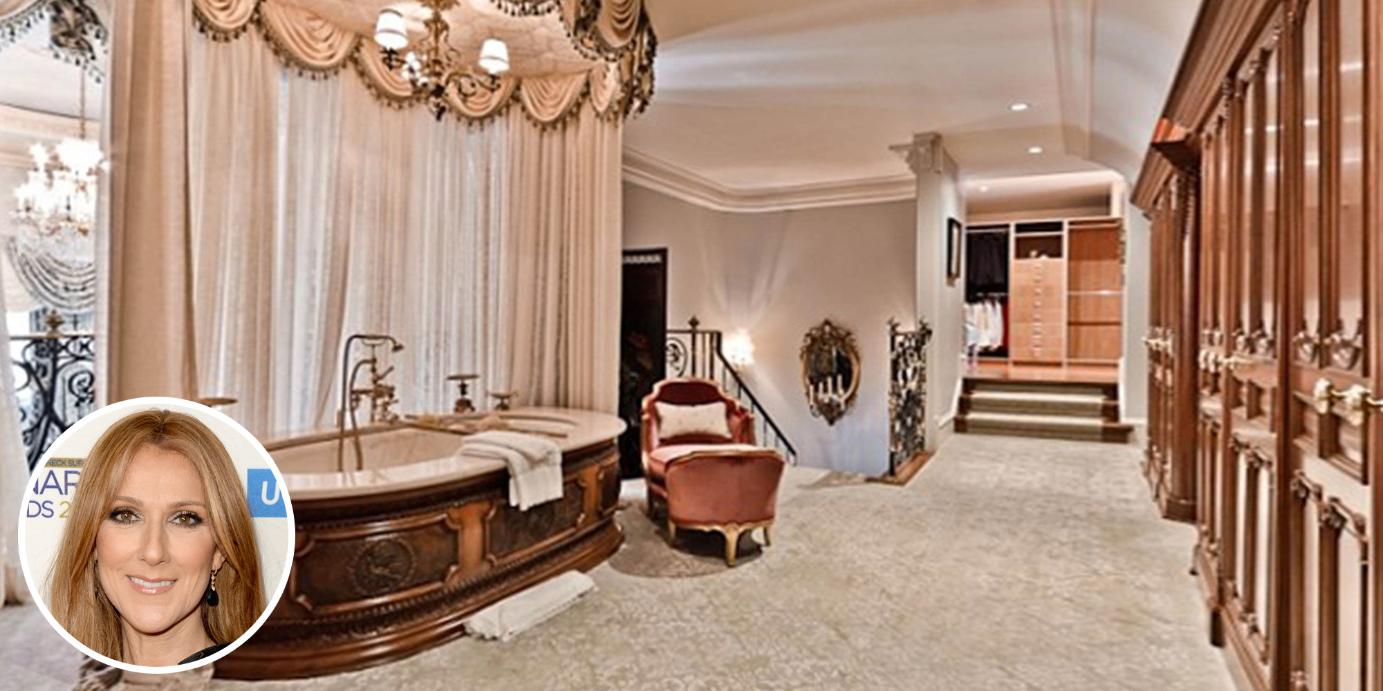 Kris Jenner Bedroom Decor Kris Jenners Bathroom Million Condo Luvskcom