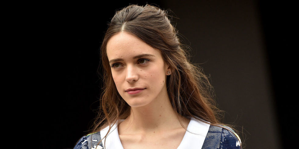 stacy martin parents