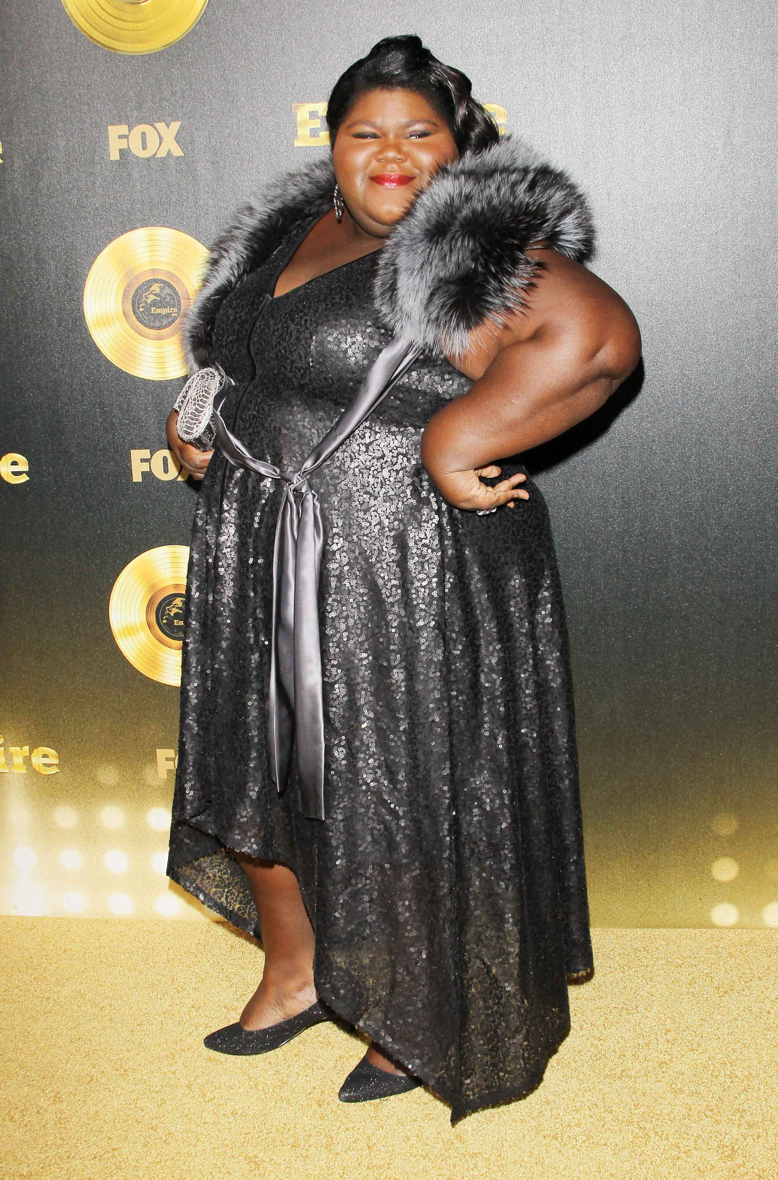 gabourey sidibe responds to online hate over her empire