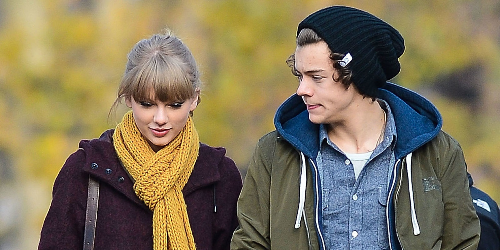 Harry Styles Writes Song About Taylor Swift New One