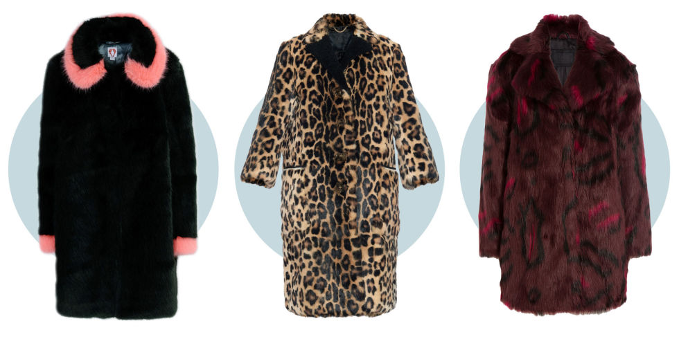 10 Best Fur Coats - Faux Fur, Sauvage, and Real Fur Coats 2013